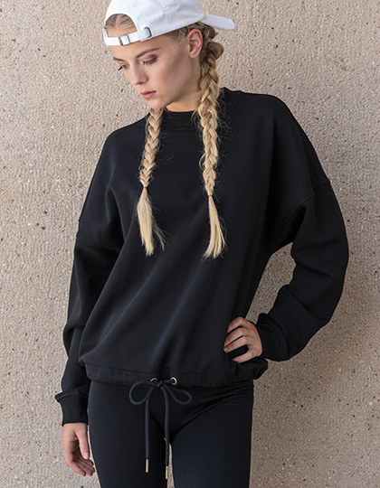 Bluza Ladies Oversize Crewneck