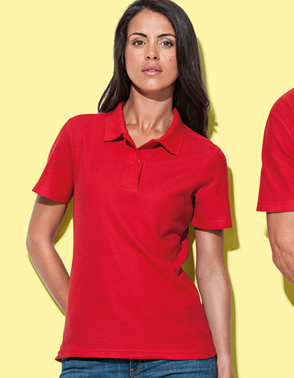 Koszulka polo Short Sleeve Polo for women
