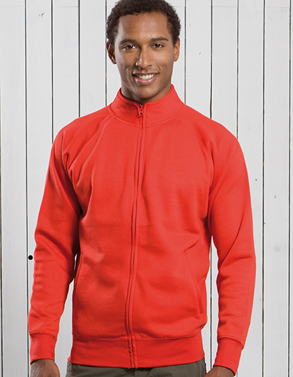 Zoom Full Zip Sweatshirt