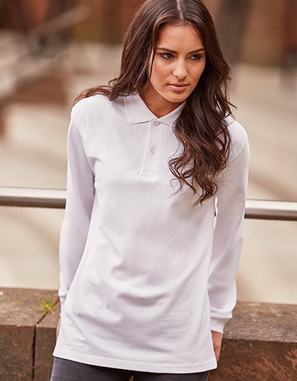 Polo długi rękaw Long Sleeve Classic Cotton