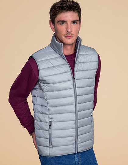 Bezręjawnik Men`s Lightweight Bodywarmer Wave