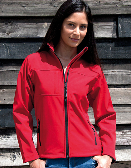 Softshell damski Ladies Classic Soft Shell Jacket