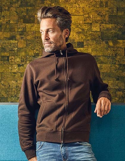 Bluza rozpinana Promodoro Men´s Hooded Jacket