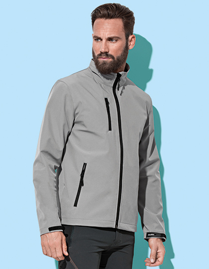 Softshell męski Active Softest Shell Jacket