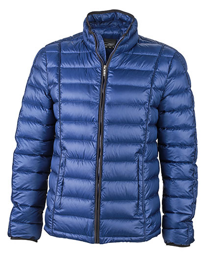 Kurtka męska Mens Quilted Down Jacket
