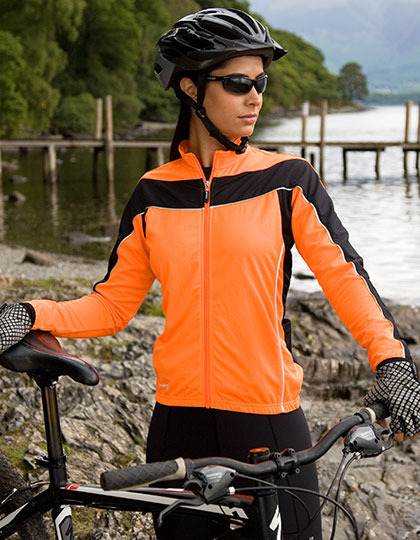 Ladies Bikewear Long Sleeve Performance Top
