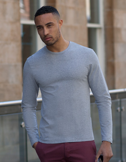 Longsleeve SF Men Stretch T