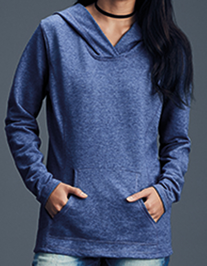 Bluza damska Crossneck Hooded Sweatshirt