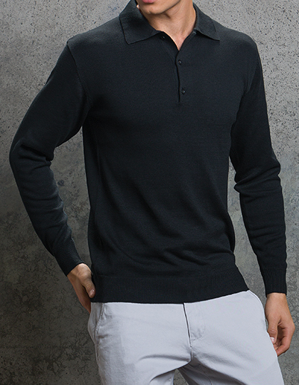 Polo długi rękaw Arundel Polo Shirt Long Sleeve