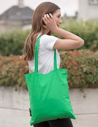 Torba bawełniana Shopping Bag with Long Handles
