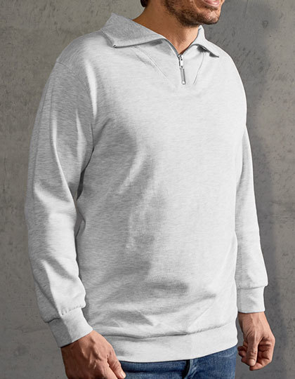 Bluza New Mens Troyer Sweater
