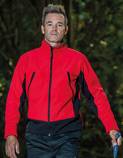 Softshell męski Activity Softshell Jacket