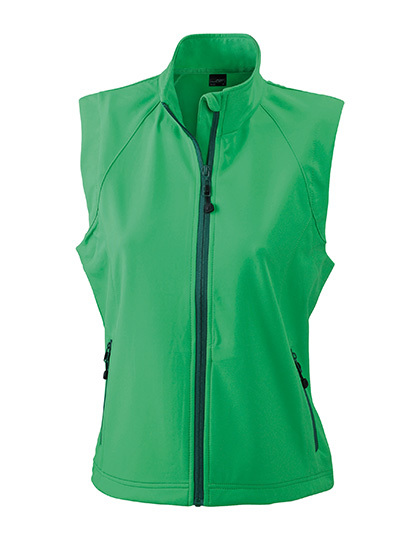 Bezrękawnik Ladies`Softshell Vest