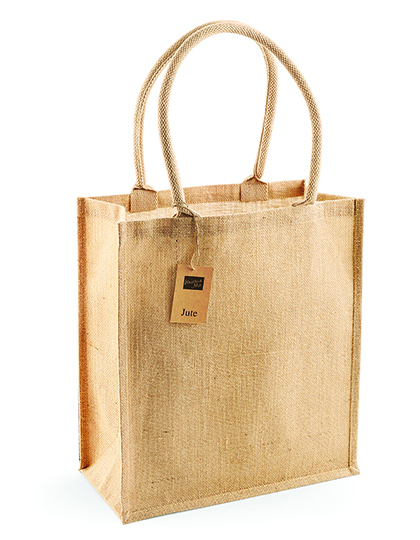 Torba Jute Boutique Shopper