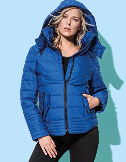 Active Urban Padded Jacket for women