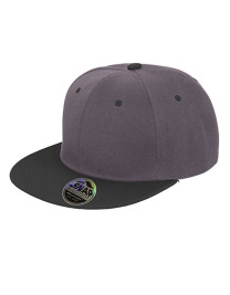 Czapka męska Bronx Dual Colour Heather Grey/Black