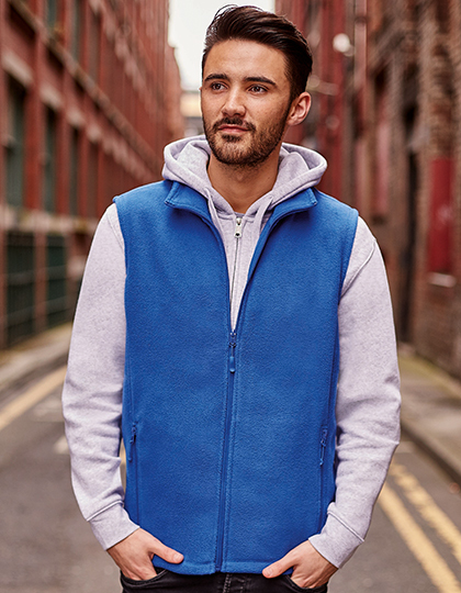 Bezrękawnik Outdoor Fleece Gilet