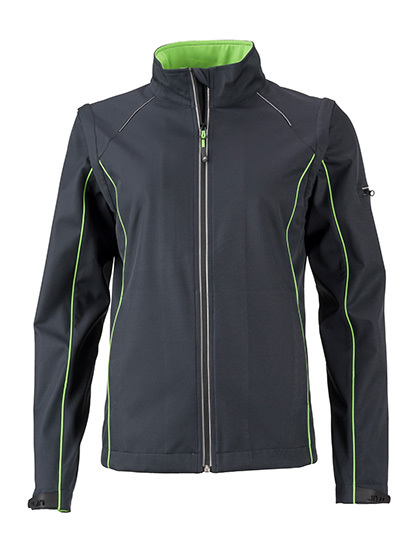 Kurtka damska Ladies` Zip-Off Softshell Jacket