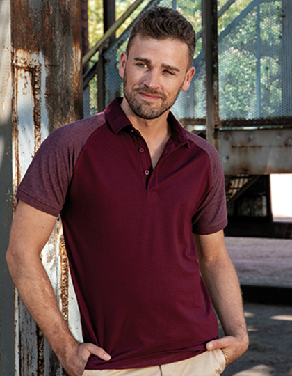 My mate - kontrastowe Men's Polo