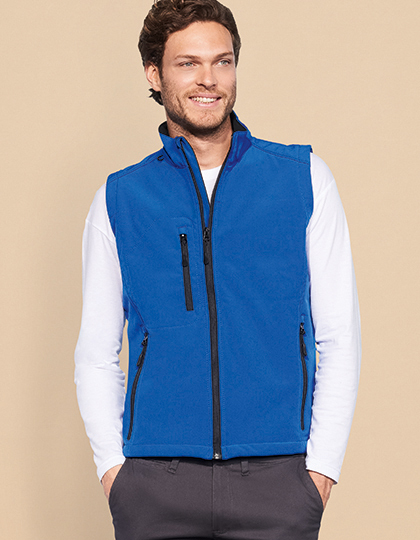 Bezrękawnik Men`s Sleeveless Softshell Rallye