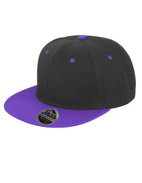 Czapka męska Bronx Dual Colour Black/Purple