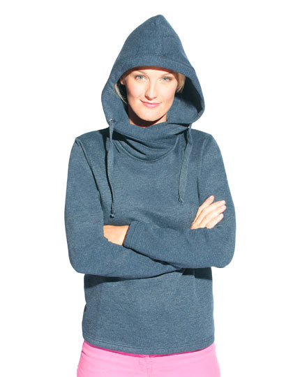 Bluza z kapturem PROMODORO Heather Hoody