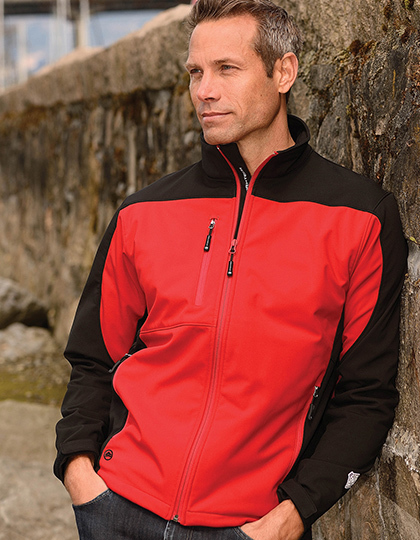 Softshell męski Edge Softshell Jacket