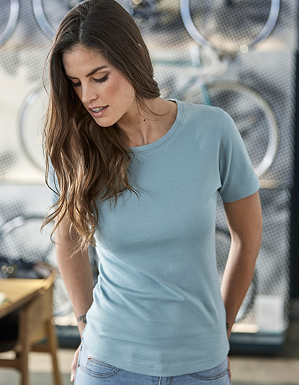 Koszulka Ladies Interlock Tee