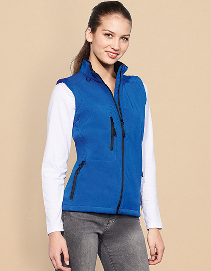 Bezrękawnik Women`s Sleeveless Softshell Rallye