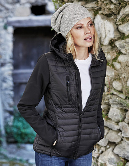 Kurtka damska Ladies` Hooded Crossover Jacket