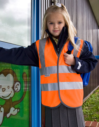 Kamizelka Junior Safety Hi-Vis
