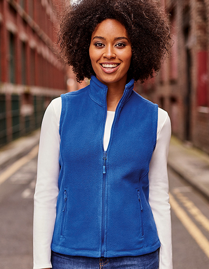 Kamizelka Ladies` Outdoor Fleece Gilet